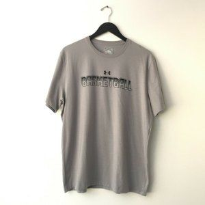 Under Armour Graphic Tee Shirt Basketball Sports L